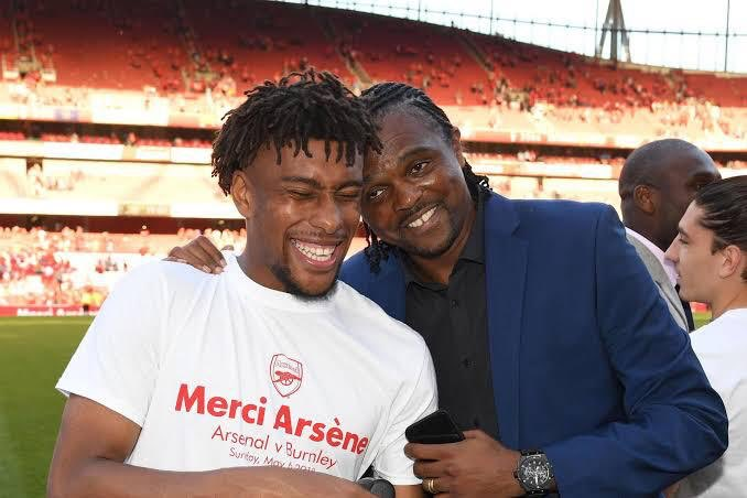 Arsenal Legend Kanu Wishes Iwobi Good Luck At Everton