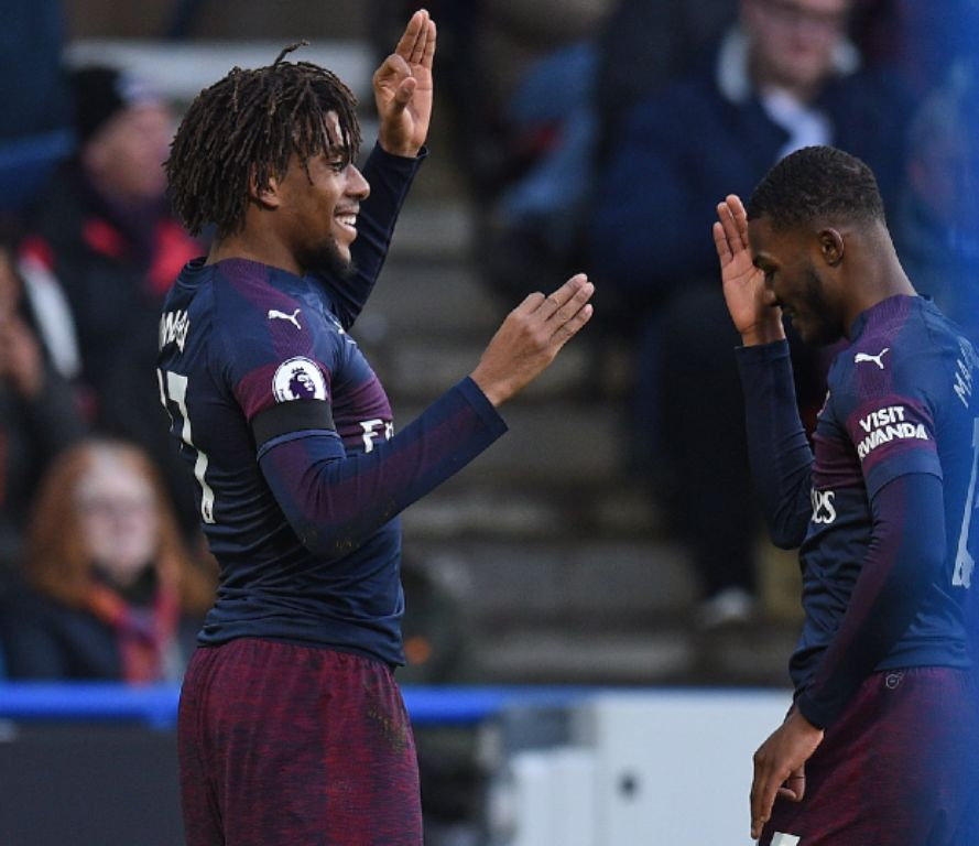Iwobi Now Nigeria's Costliest Player Ever After £35m Move To Everton From Arsenal