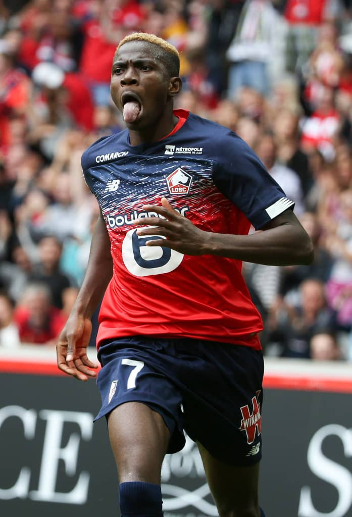 Lille Manager Galtier: Osimhen Has Qualities of Modern And Olden Days Strikers