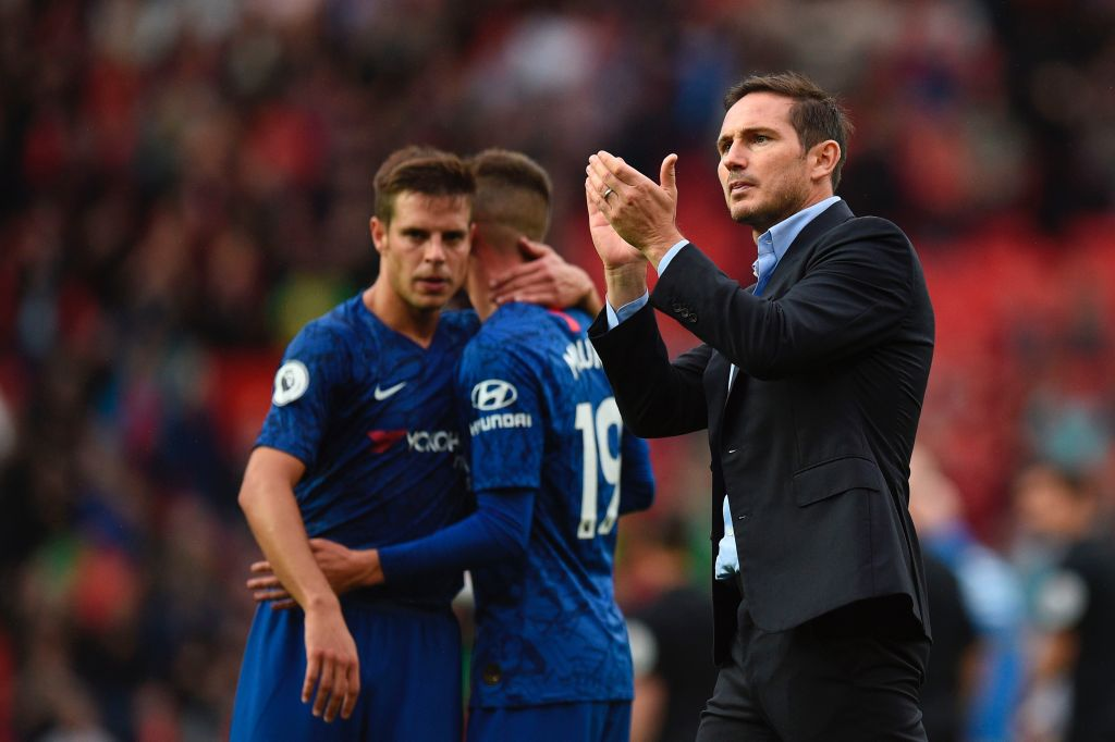 Lampard Replies Mourinho: 'I Won't Be Too Concerned About What Anyone Says'