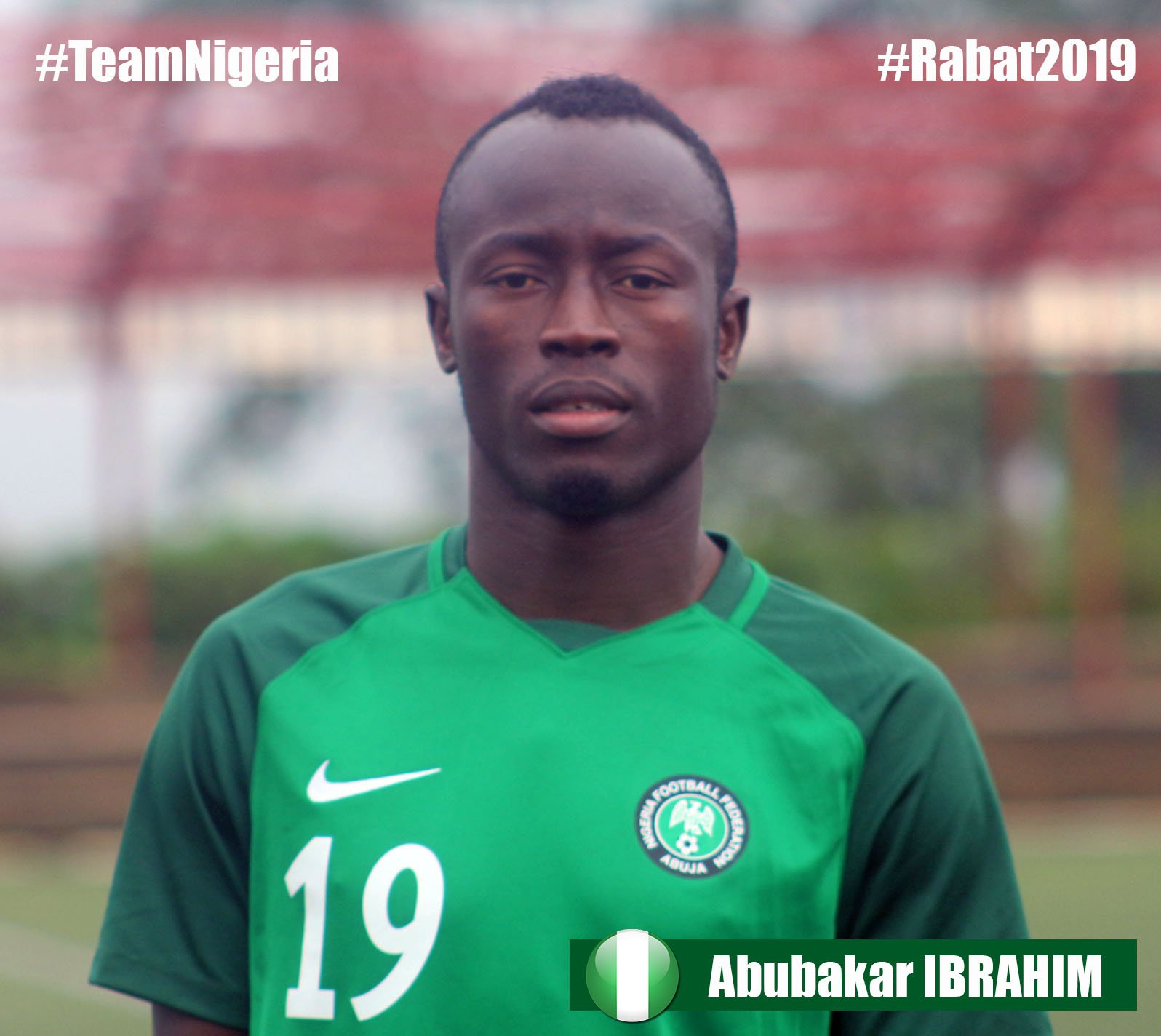 Flying Eagles Captain, Abubakar: We'll Make Nigerians Proud In Morocco