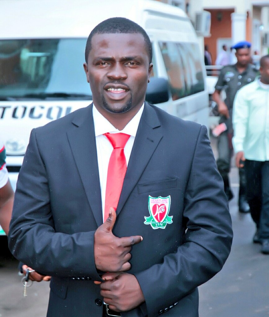 Ilechukwu: Heartland 70% Ready For 2019/20 Season With Good Signings