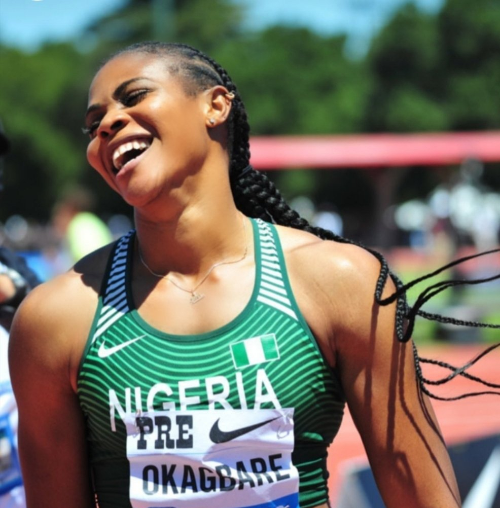 IAAF Diamond League: Okagbare Seeks Second Win In Birmingham; Amusan Set To Debut