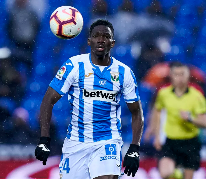 Omeruo Happy To Seal Permanent Deal With Leganes