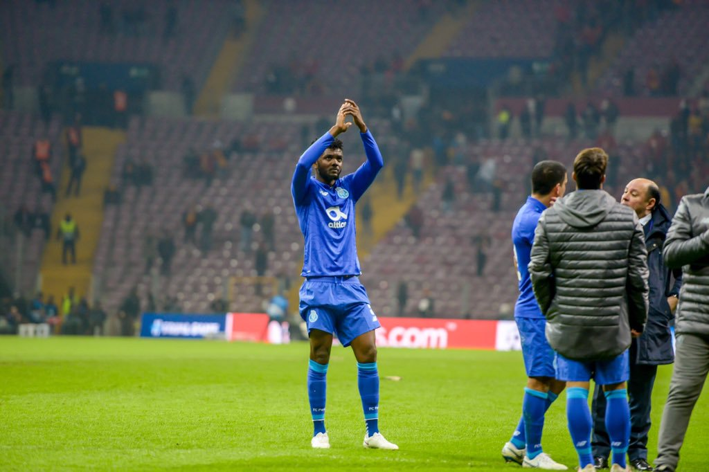 Awaziem Set To Join Omeruo In Leganes From FC Porto