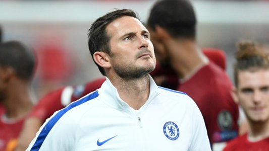 Lampard Proud Of Chelsea Despite Super Cup Defeat To Liverpool