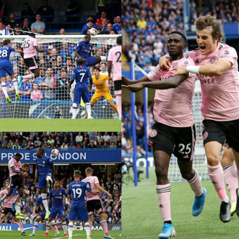 Ndidi Stuns Stamford Bridge With Error-Mending Goal In Chelsea, Leicester Draw