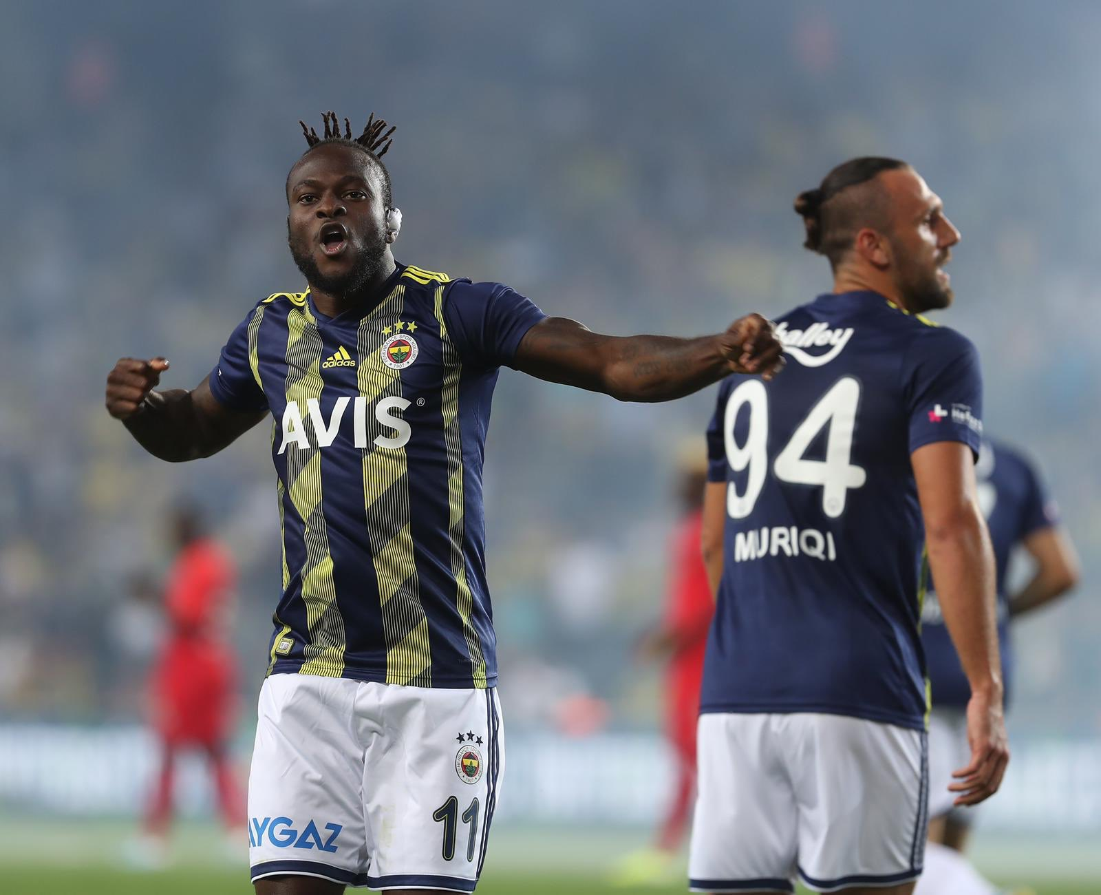 Moses Hails Fenerbahce's 'Unbelievable Performance' In Win Vs Gaziantep