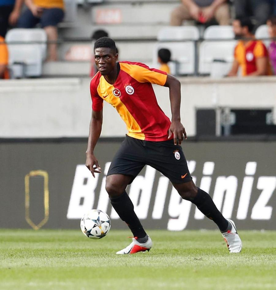 Ozornwafor Set To Join Almeria On Loan From Galatasaray