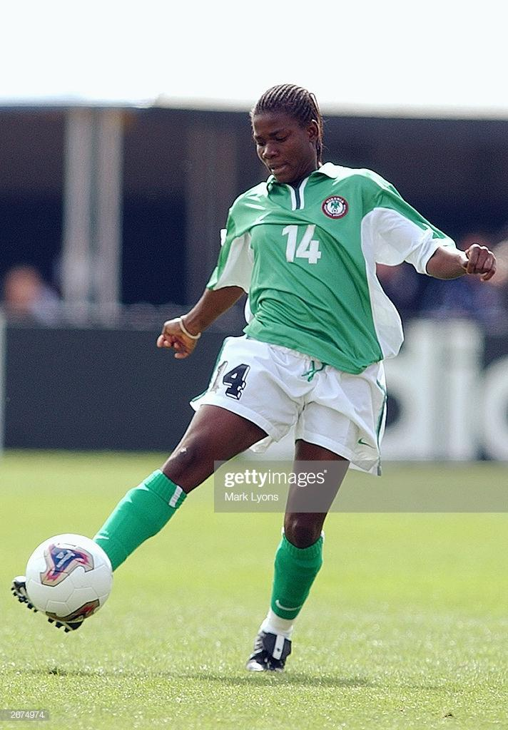 Ex-Super Falcons Defender Chiejine Dies At 36