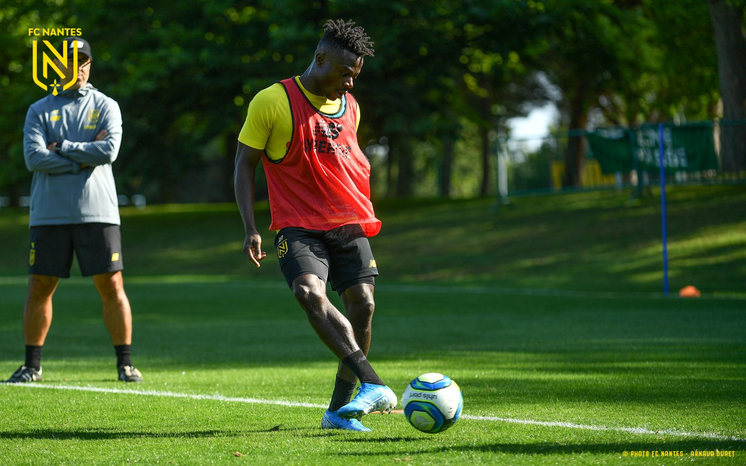 Simon: Why I Joined Nantes On Loan From Levante