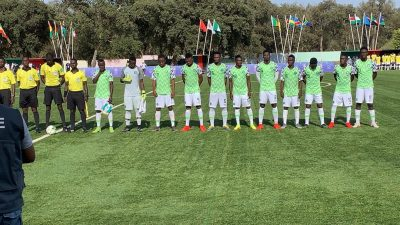 Flying Eagles Hold Morocco, Zoom Into Semis