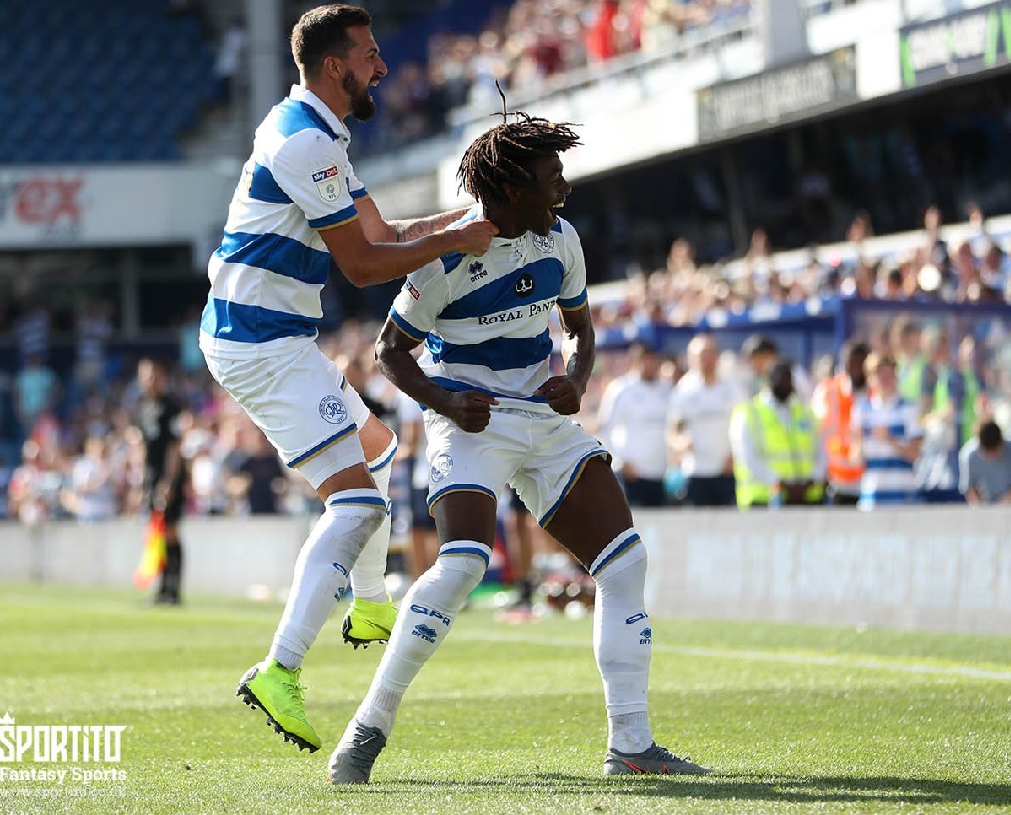 Championship: Eze On Target For QPR;  Ajayi Stars In  West Brom Away Draw; Etebo Fall With Stoke