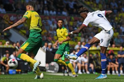 tammy-abraham-frank-lampard-chelsea-norwich-city-premier-league