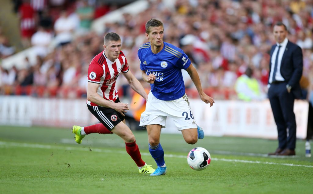EPL: Leicester Bag Away Win At Sheffield Without Injured Ndidi; Iheanacho,  Success, Balogun Absent