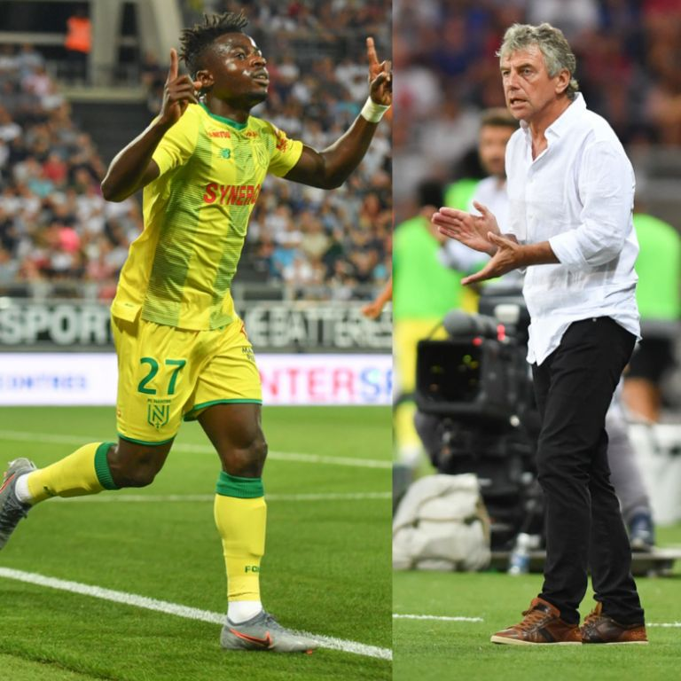 Nantes Coach, Gourcuff: Simon Is The Creative Player We Needed