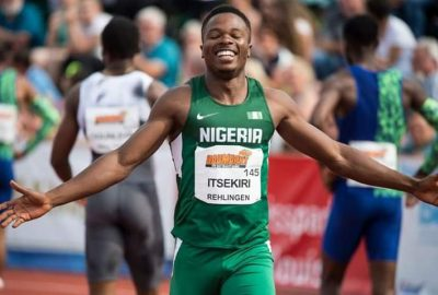 team-nigeria-raymond-ekevwo-itsekhiri-ushoritse-chukwuebuka-enekwechi-12th-all-africa-games-world-athletics