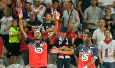 Osimhen on target in Lille home win against angers
