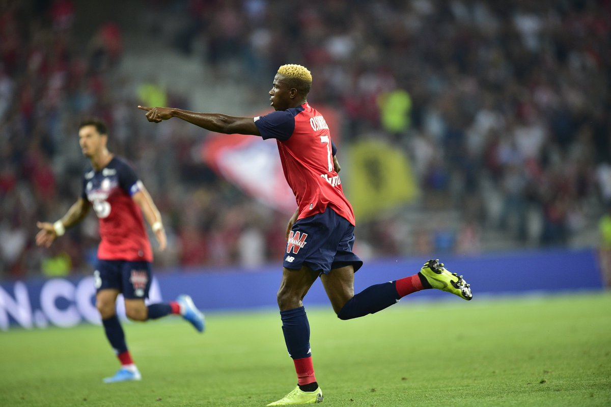 Lille Manager, Galtier: Osimhen's Best Yet To Come