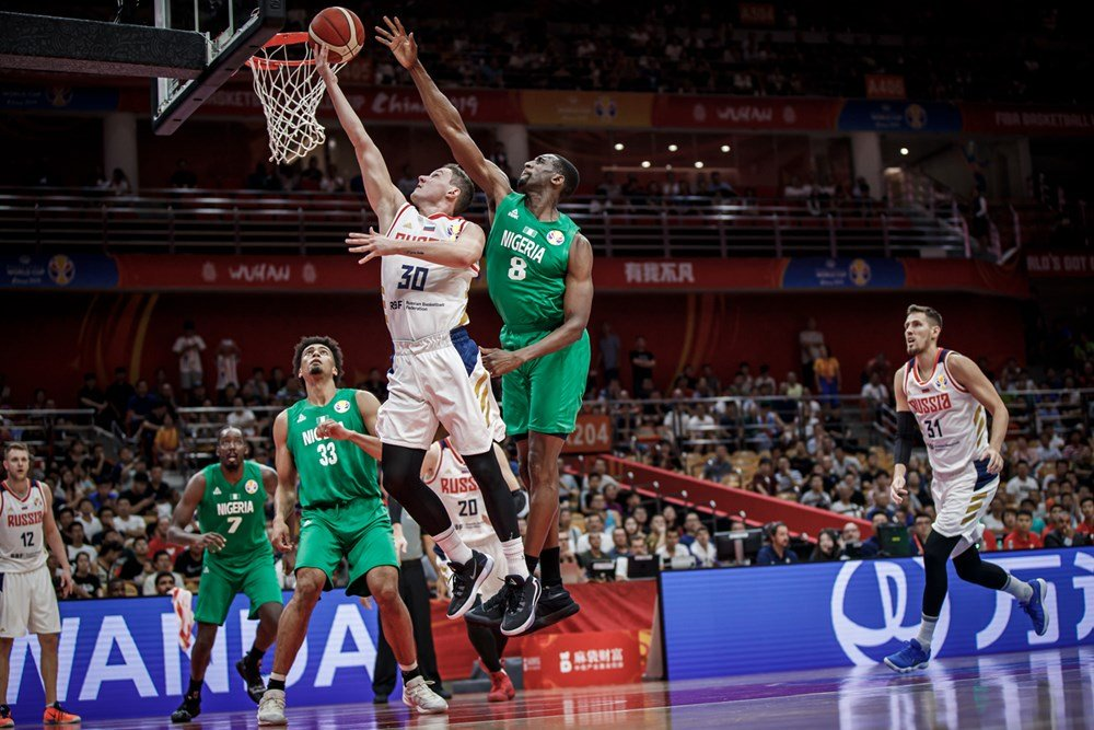FIBA World Cup: Gallant D'Tigers Lose To Russia, Face Aregentina In Next Game