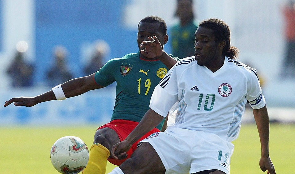 Okocha Leads The 'Nearly Eagles' in African Footballer of The Year Award History