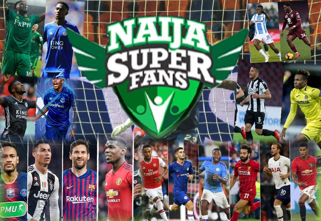 Play For Weekly, Monthly, Annual Prizes In NaijaSuperFans Fantasy League Predict & Win