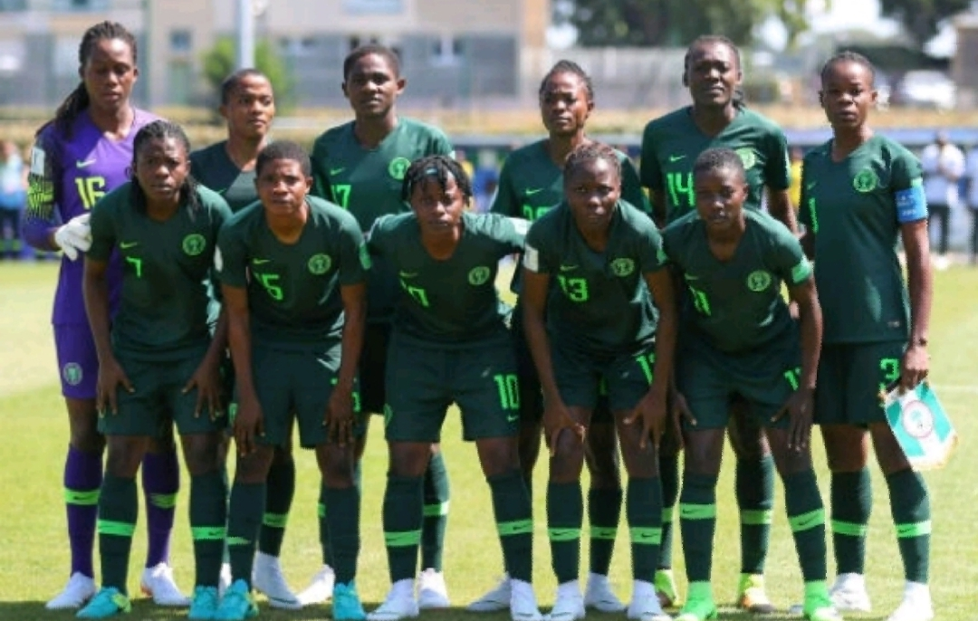 12th AAG: Falconets Thrash Algeria 3-0  To Reach Women's Football Final