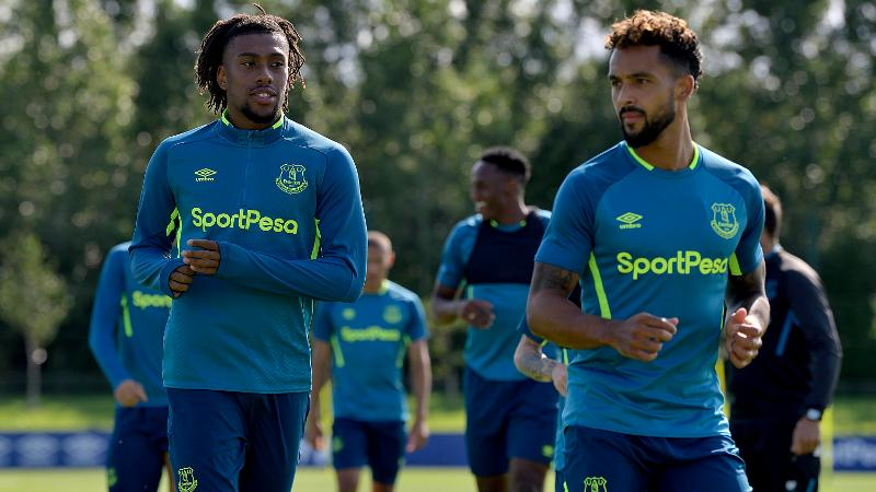 Everton Coach, Silva: Iwobi Getting Better, Fitter With Time