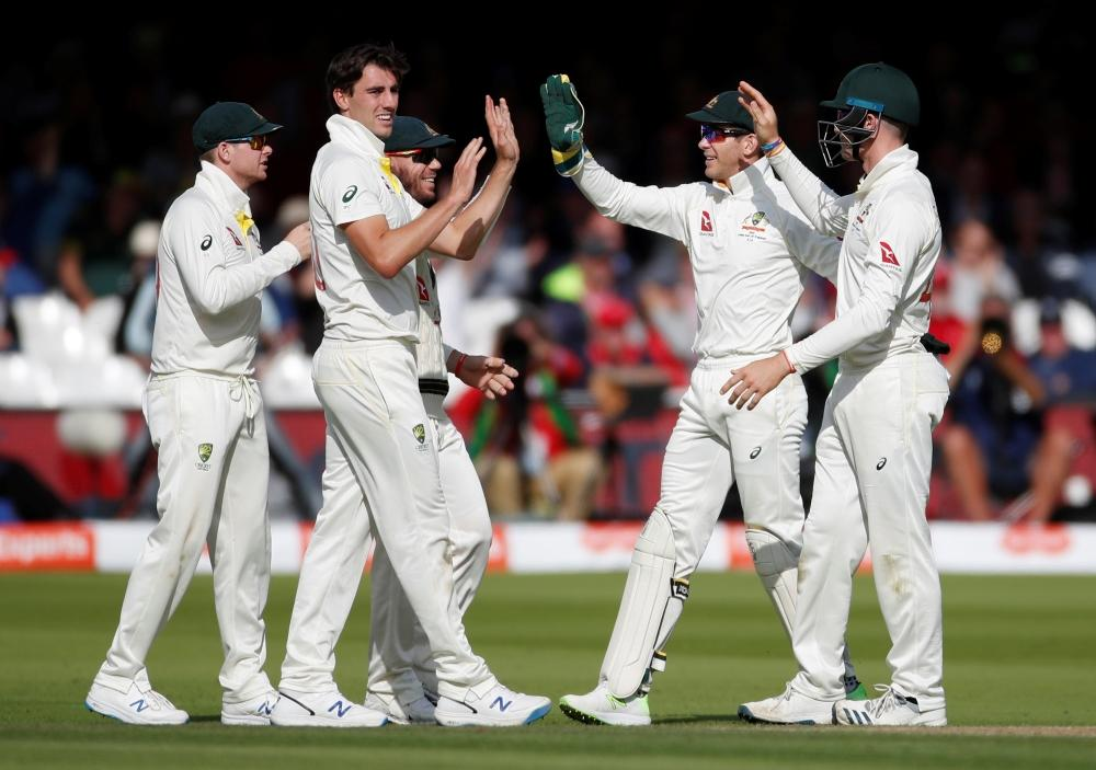 Advantage Australia At Lord's As England Exposed