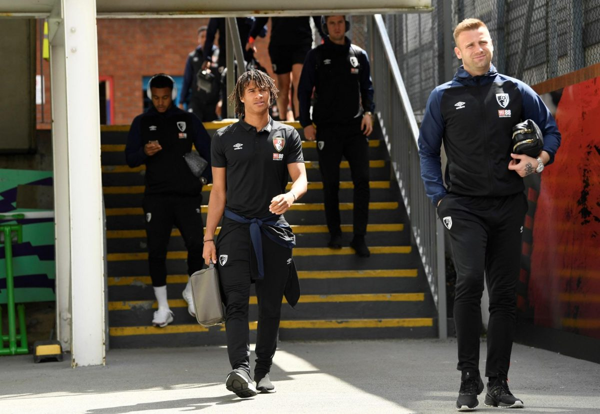 Ake Excited By Billing's Arrival