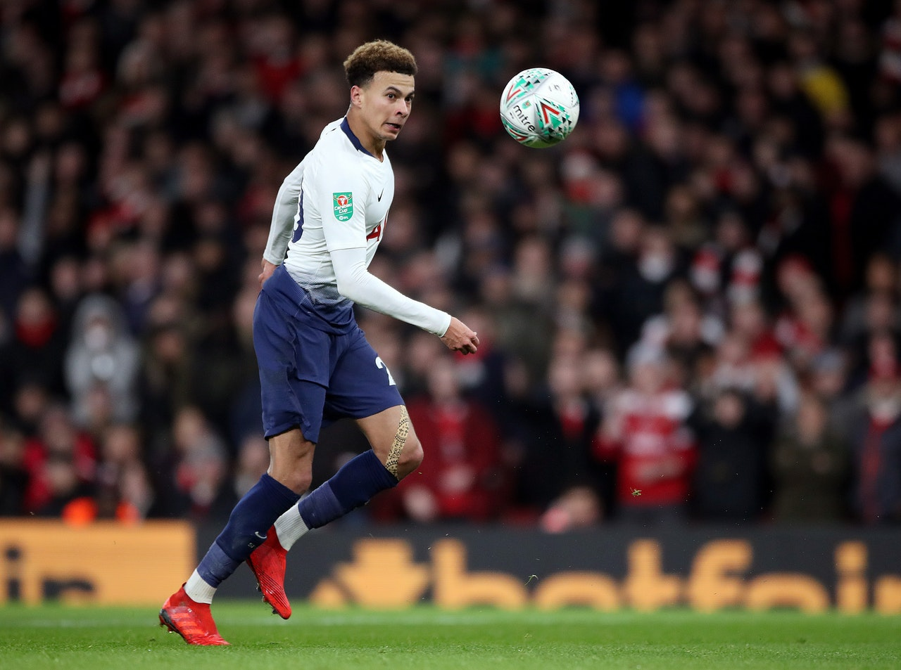 Alli 'Hungry' For Spurs Success