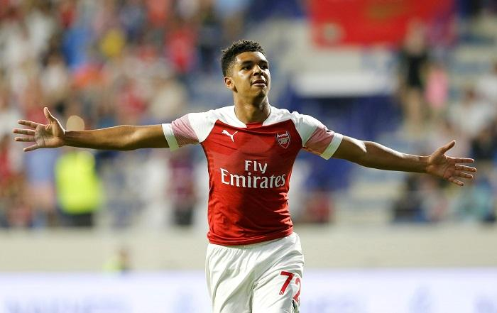 Arsenal Starlet Pens New Deal