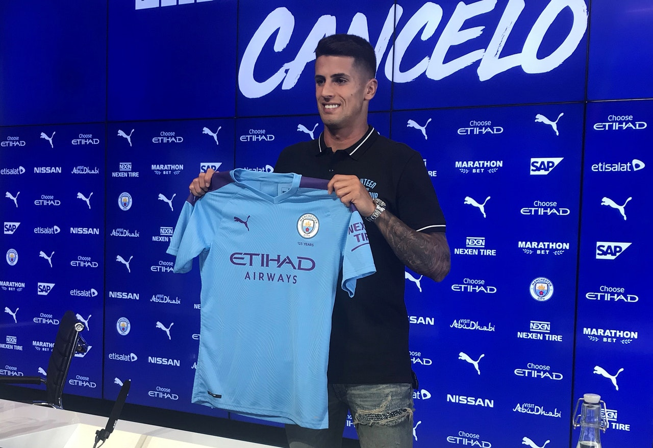 Cancelo Pushing For City Debut