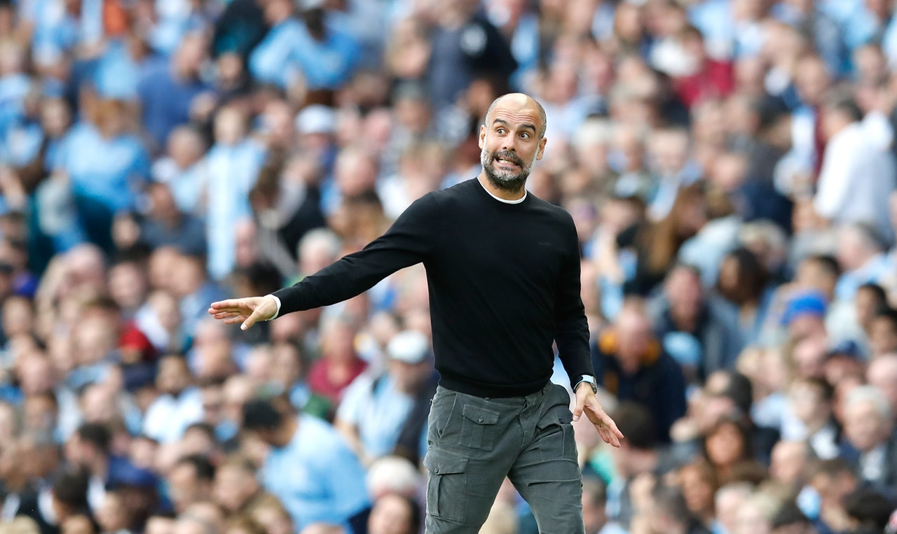 City Can Be Even Better Says Pep