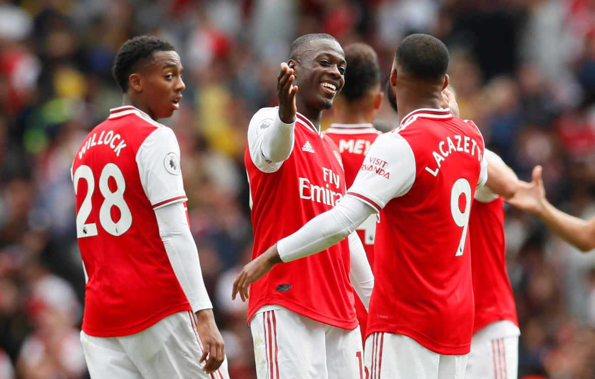 Derby Offers Perfect Chance For Emery To Unleash Front Three