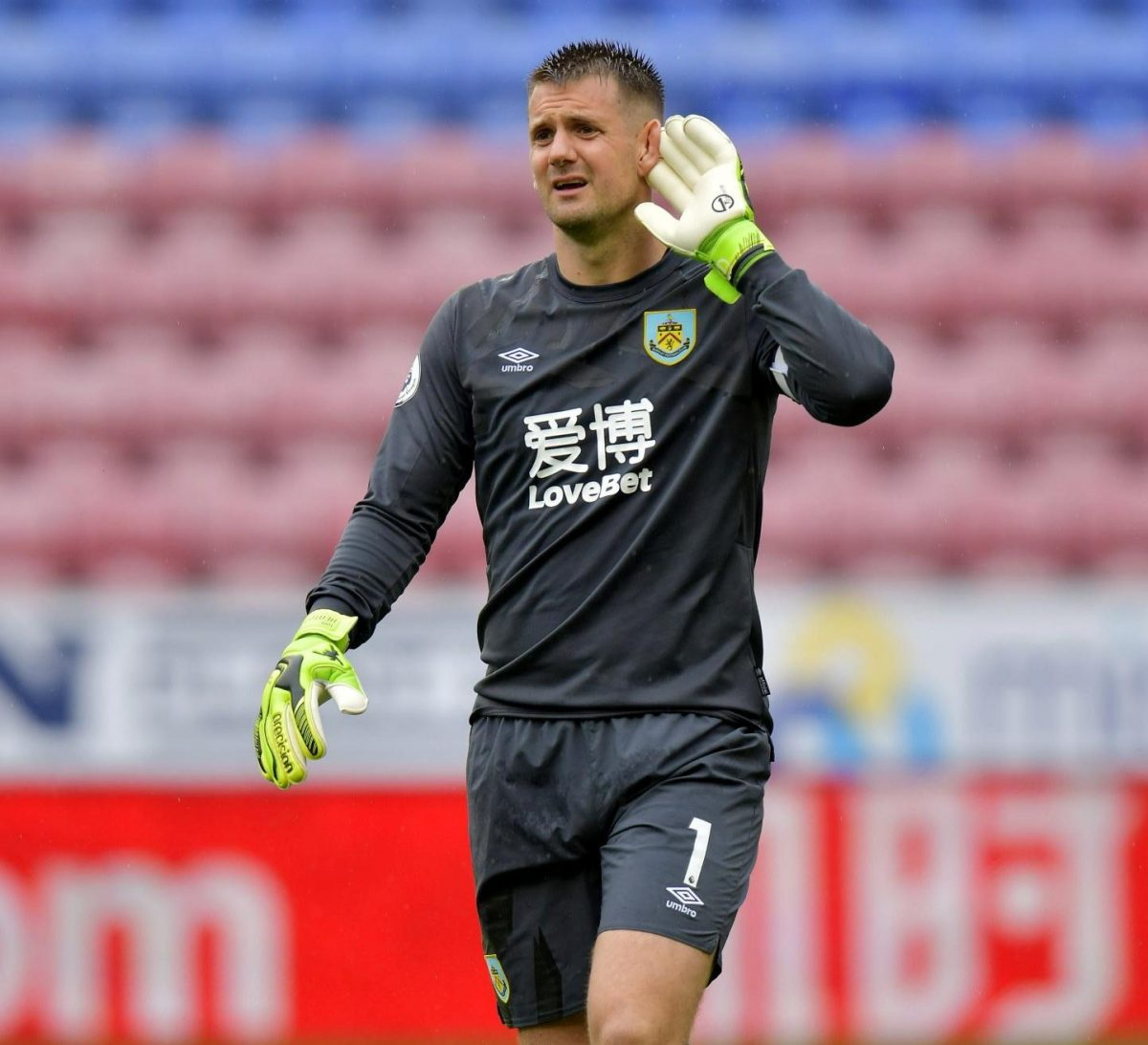 Dyche Hails Good Business For Heaton