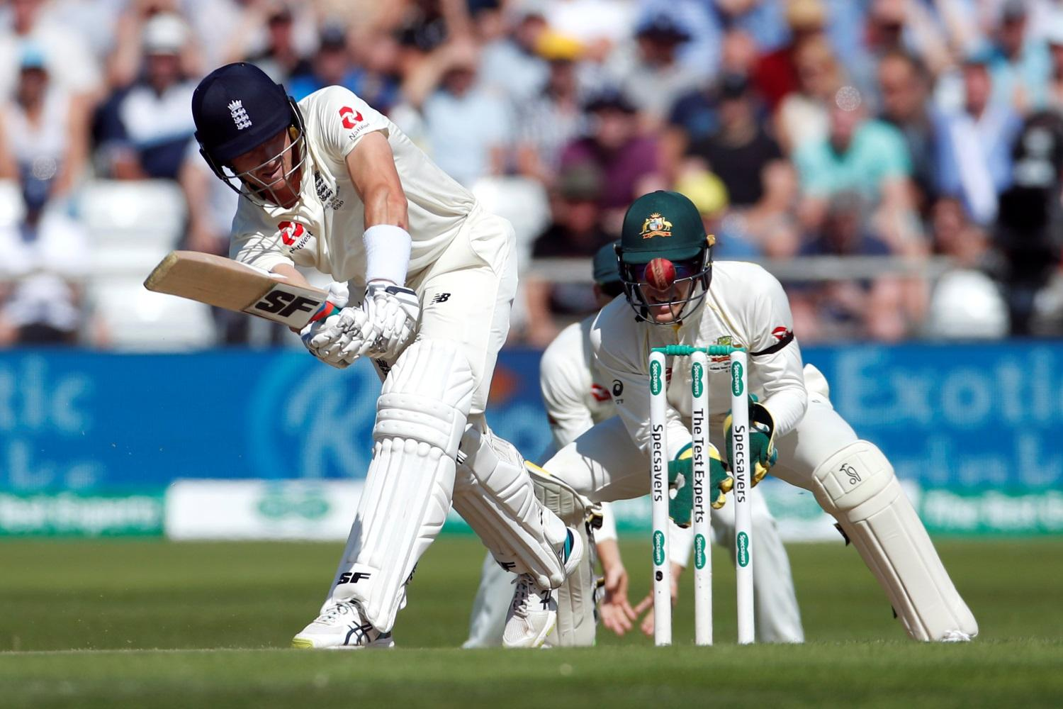 England Fight Back At Headingley