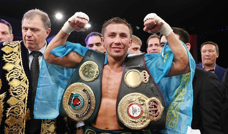 Hearn Confirms Golovkin Partnership