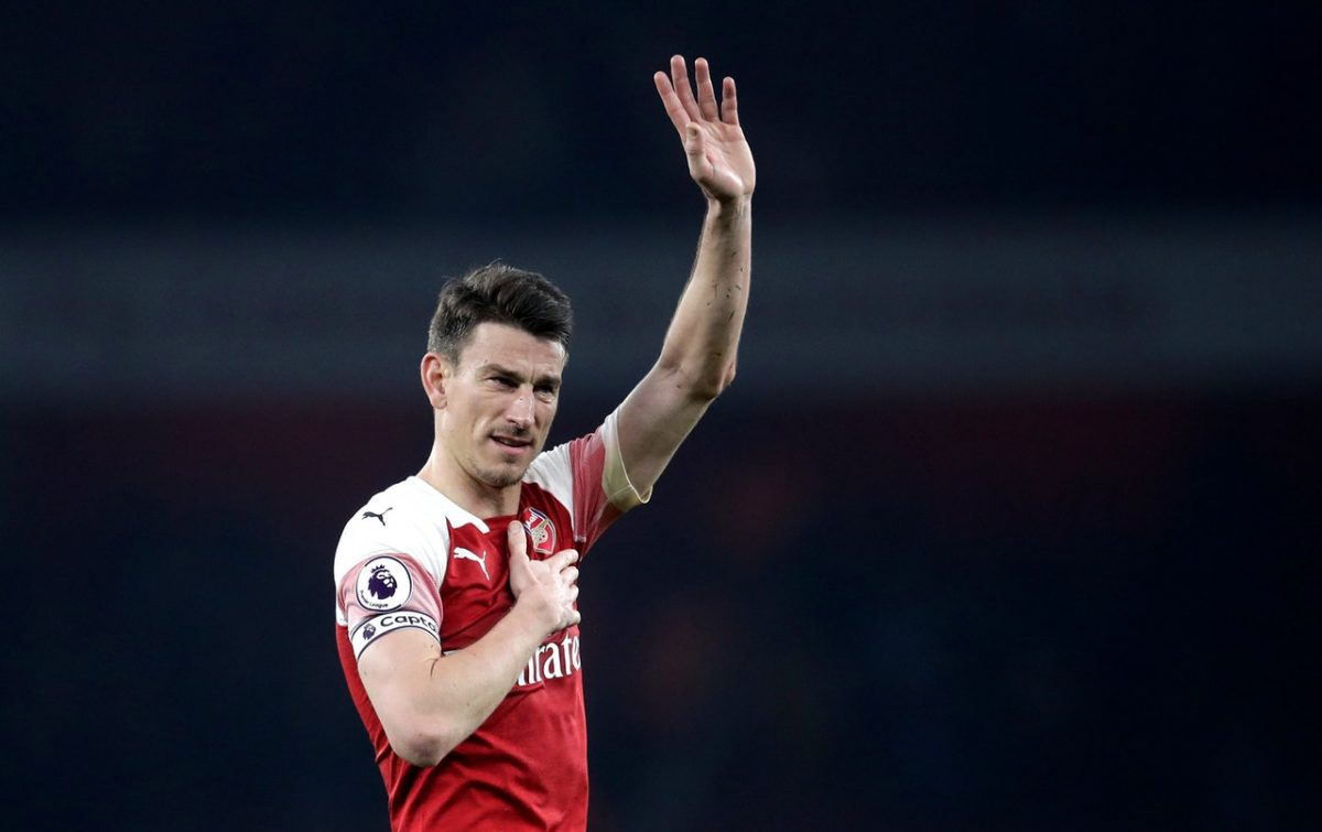 Koscielny Completes Bordeaux Switch