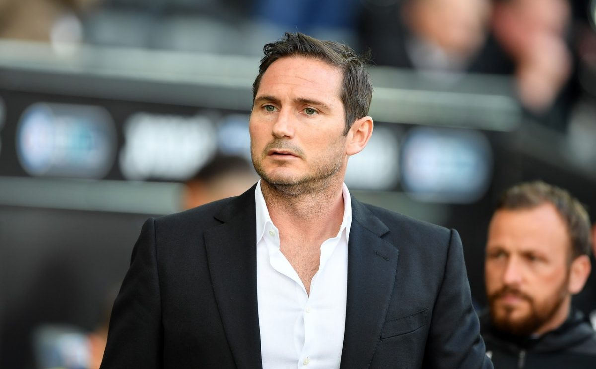 Lampard Expecting Patience As Wait For First Win Continues