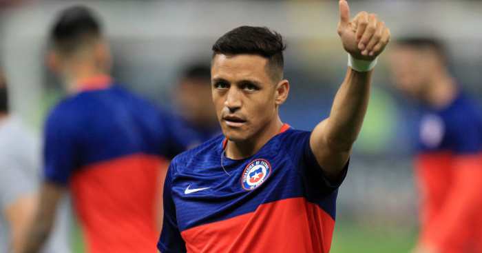 Man Utd Want One Key Clause To Feature In Potential Sanchez Inter Deal