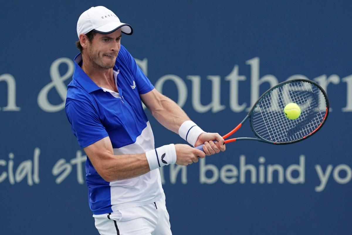 Murray Picked 'Good Stuff' From Sandgren Defeat