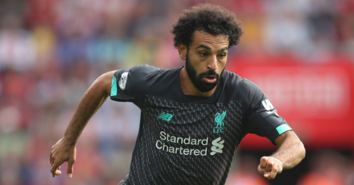 Neville Claims Over Liverpool Exit Forces Salah Into Response