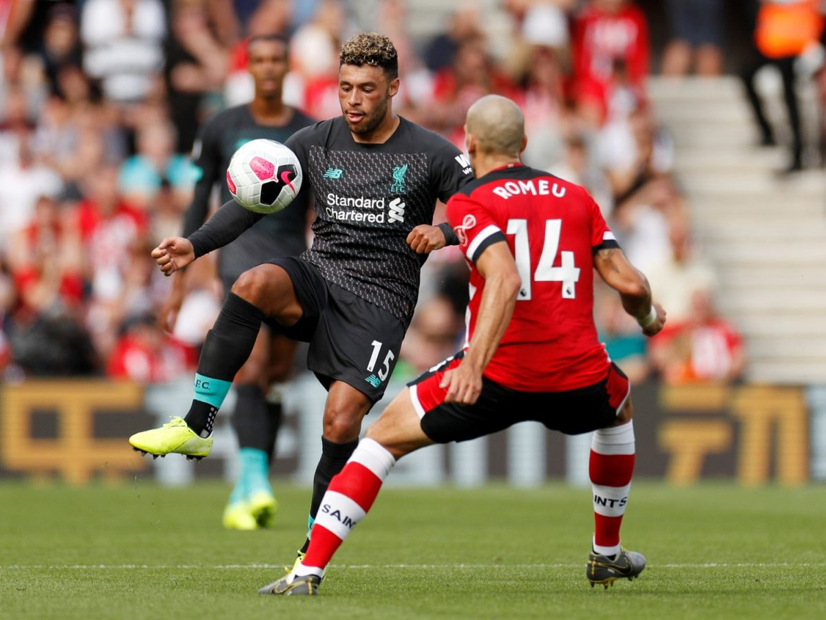 Oxlade-Chamberlain Pens New Liverpool Deal