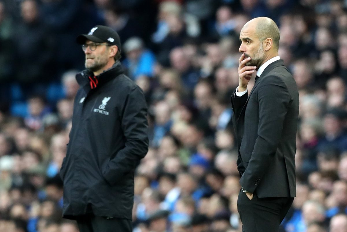 Pep High Praise For Klopp Despite Spending Fall-Out
