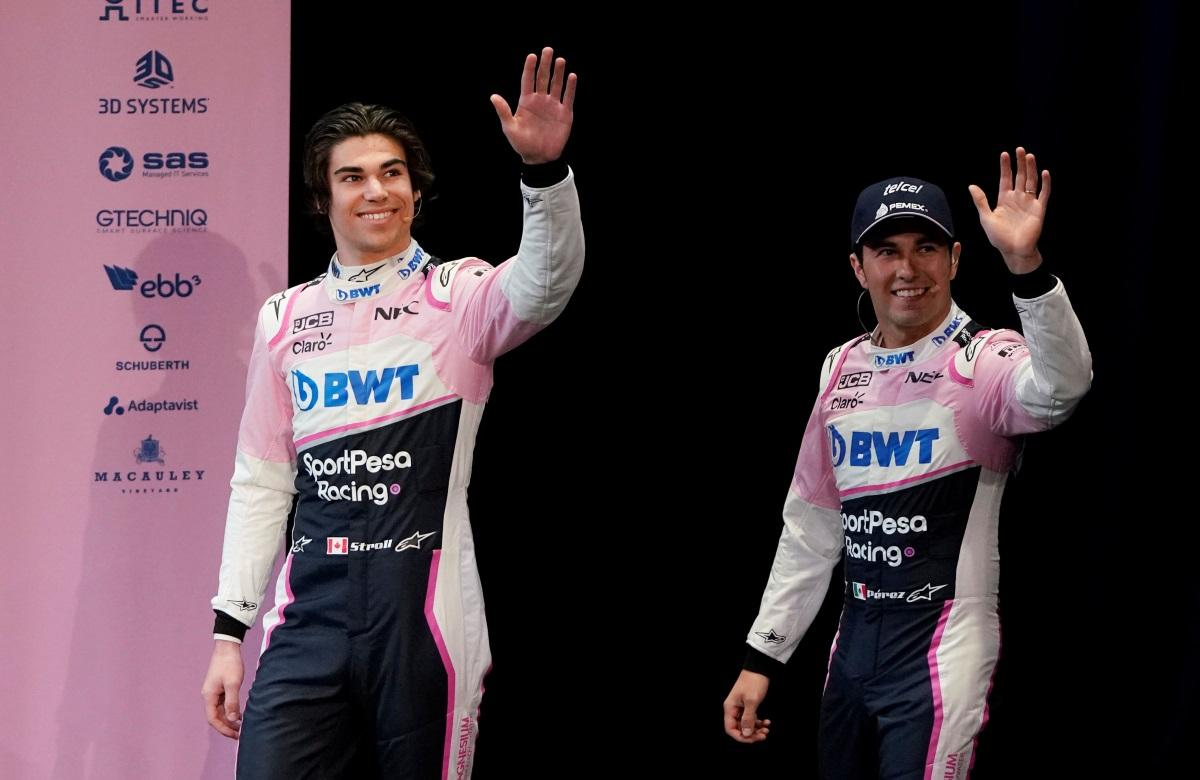 Perez Upbeat Over Racing Point Future