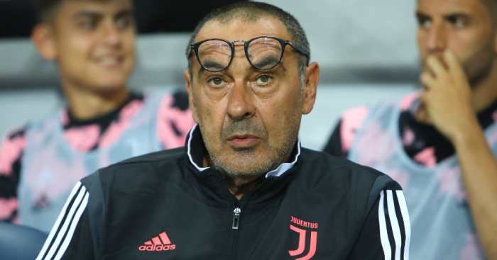 Sarri Suffering From Pneumonia Ahead Of Juventus Opener