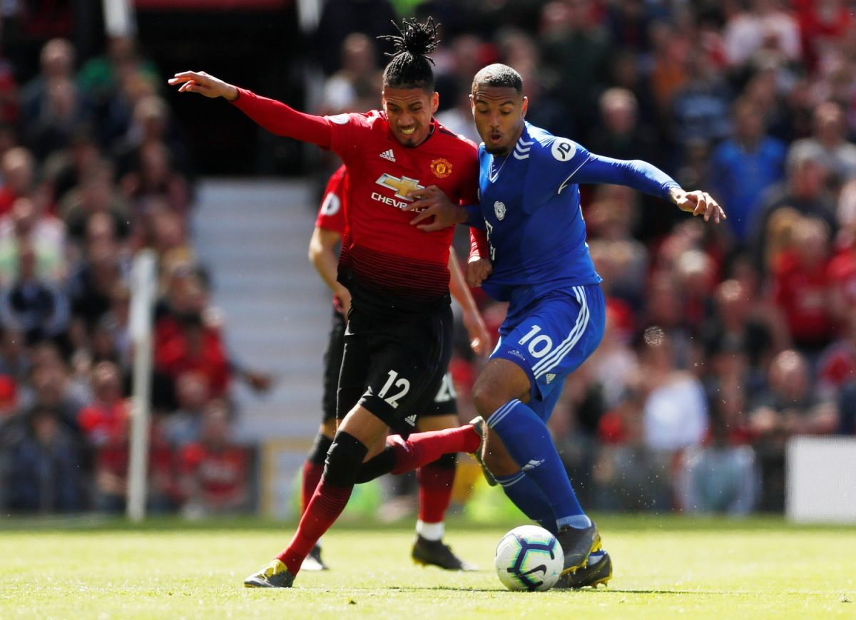 Smalling Relishing Roma Experience