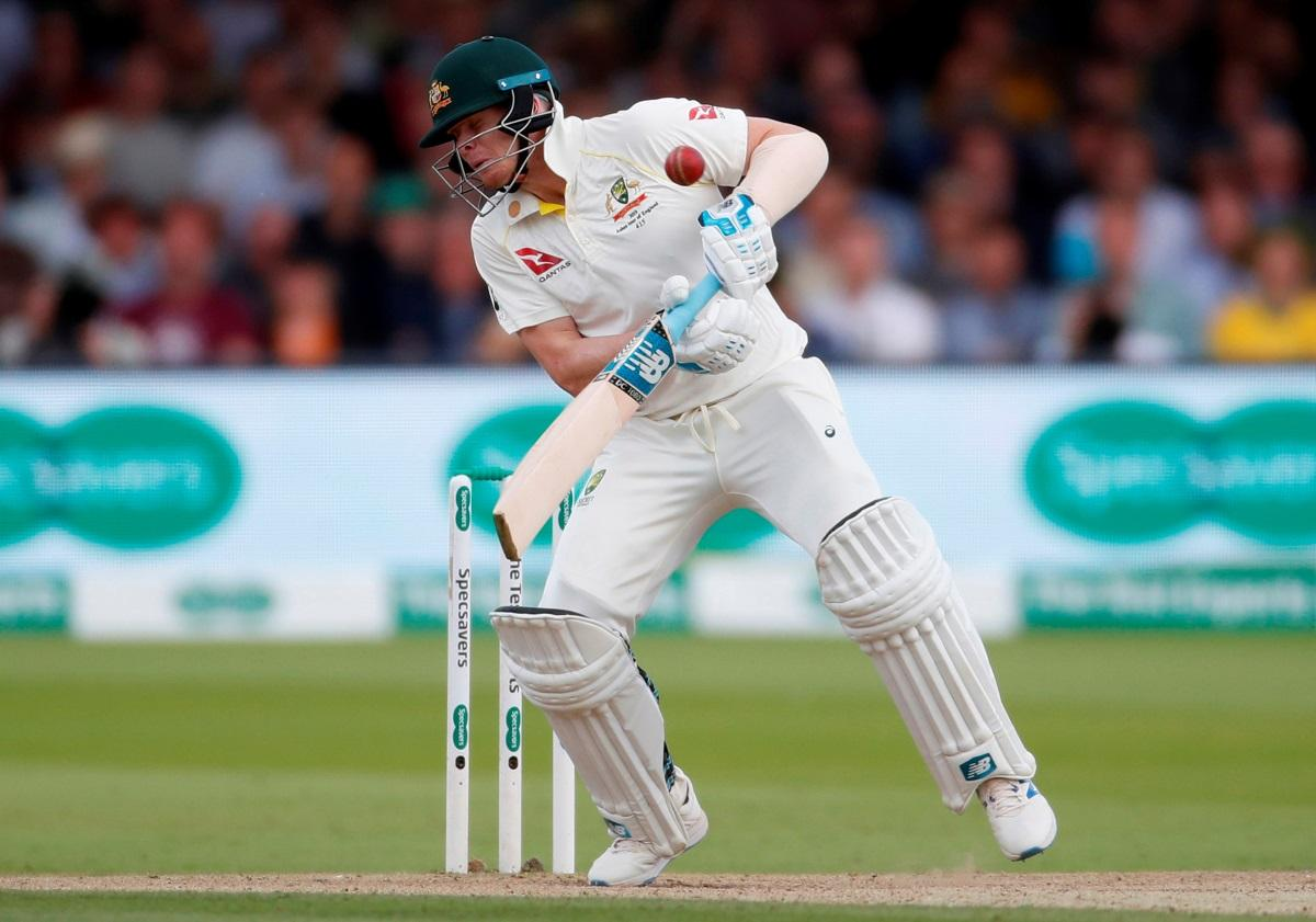 Smith Out Of Third Test
