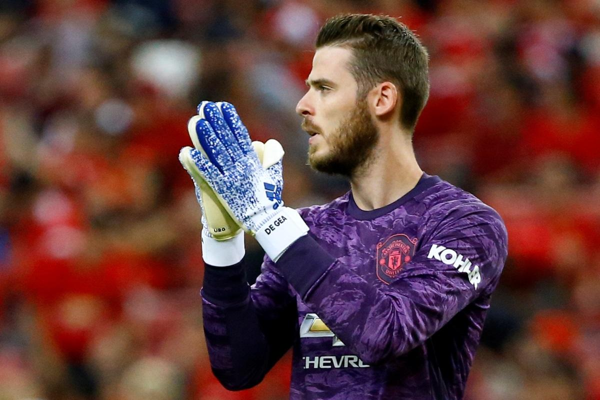 Solskjaer Hints De Gea Captaincy